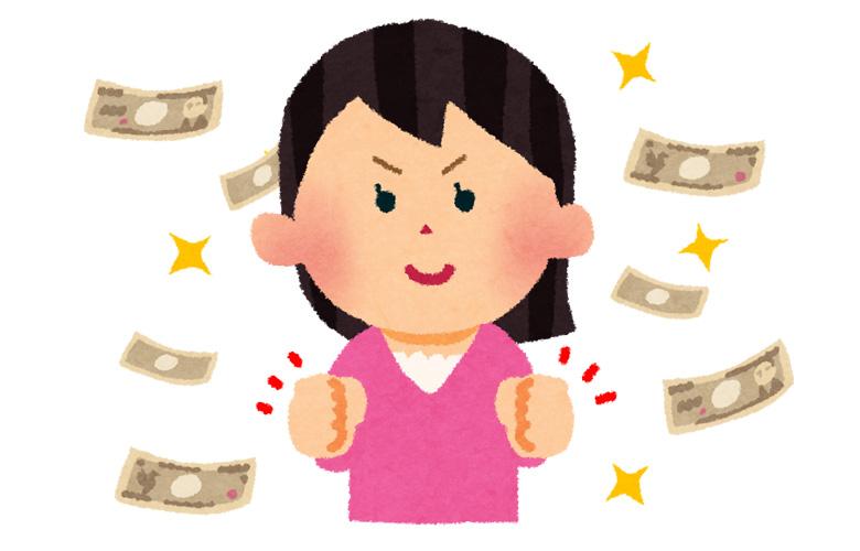 給料を上げる