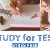 【テスト期間】勉強で溜まったストレスの解消法と溜まらせない予防策